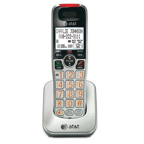Cordless Telephones, Att Expansion Handset Office Home Telephone Landline
