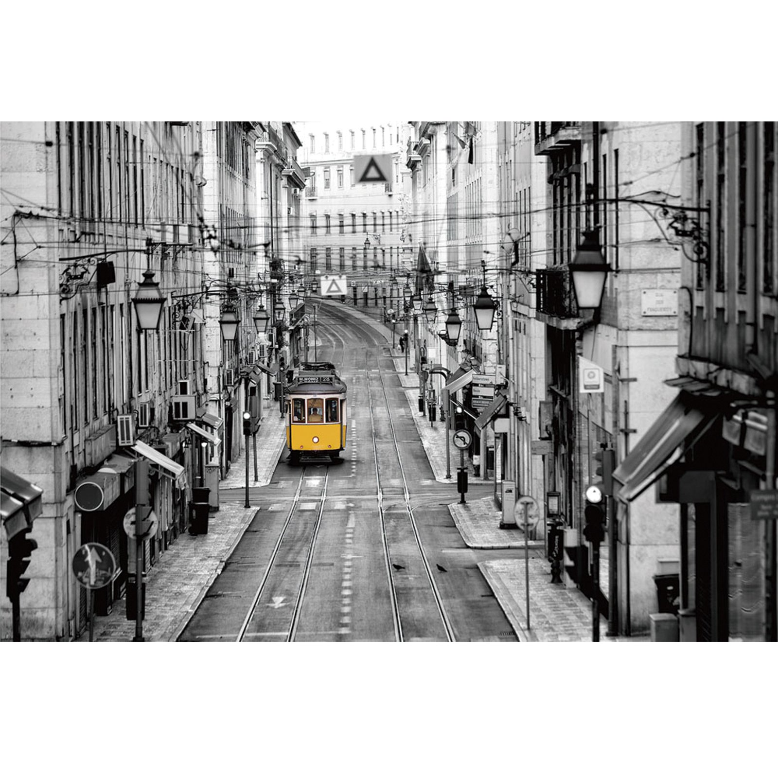 Yosemite Home Decor Trolly Car Wall Art Walmart Com