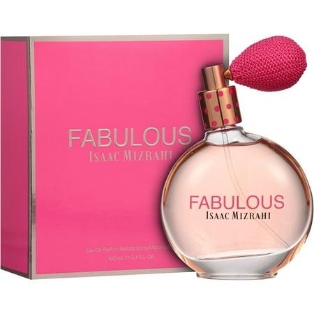 Isaac Mizrahi Fabulous Eau De Parfum Natural Spray  3 4 Fl Oz