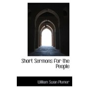 Short Sermons for the People