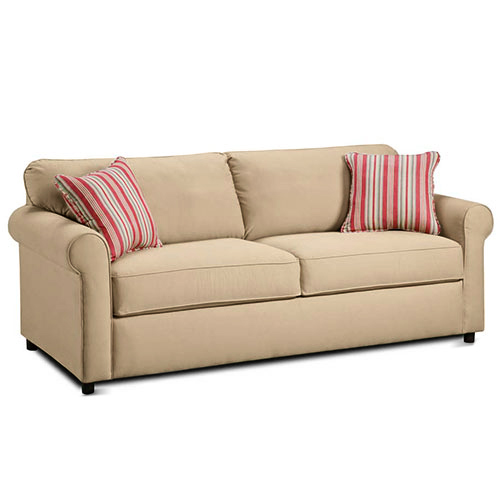High Quality Canyon Queen Sleeper Sofa, Khaki