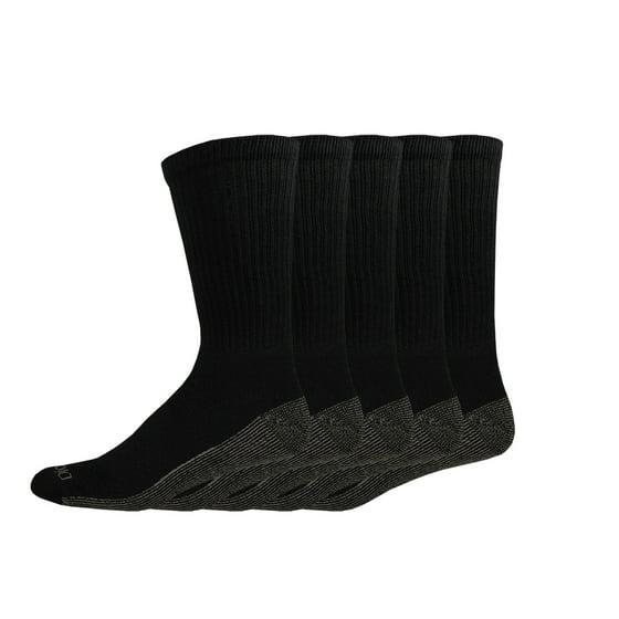 a5a2b0b6e391 Men's Dri-Tech Comfort Crew Work Socks, 5-Pack