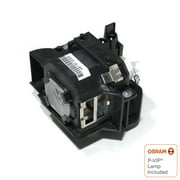 Projector Lamp Replaces Epson ELPLP34-ER