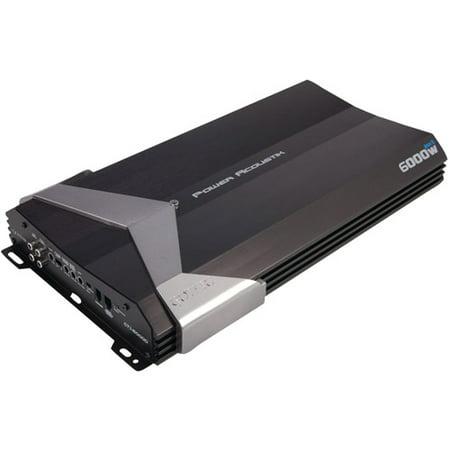 Power Acoustik Gt1-6000d Gothic Series Class D Amplifier