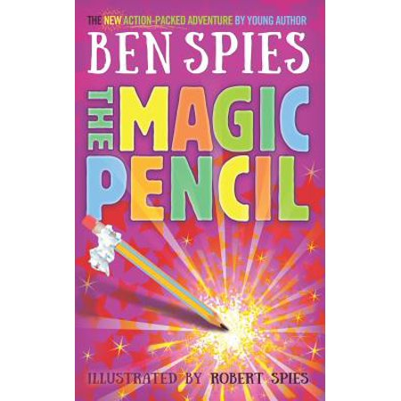 The Magic Pencil (Paperback)