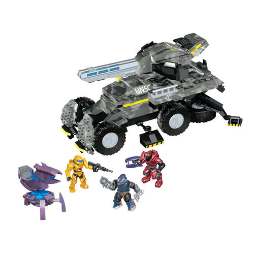 Mega Bloks Halo UNSC Anti-Armor Cobra Play Set