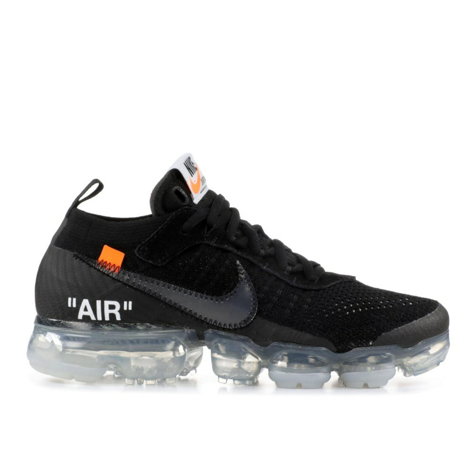 871dee55ebc6e Nike - Men - The 10   Nike Air Vapormax Fk  Off-White  - Aa3831-002 - Size  7