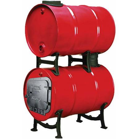 Us Stove Barrel Stove Add On Barrel Kit Walmart Com