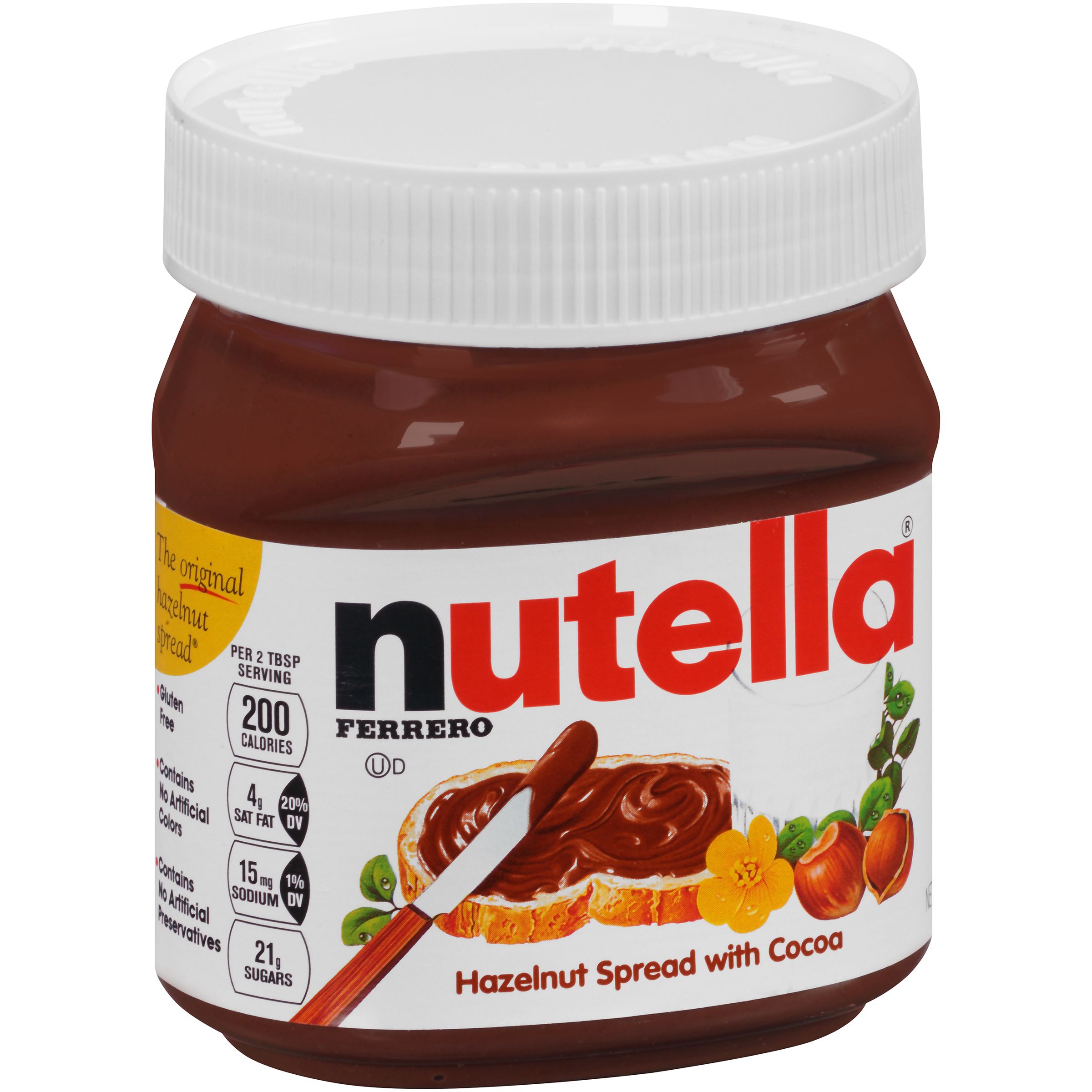 Nutella Hazelnut Spread 13 oz. Jar