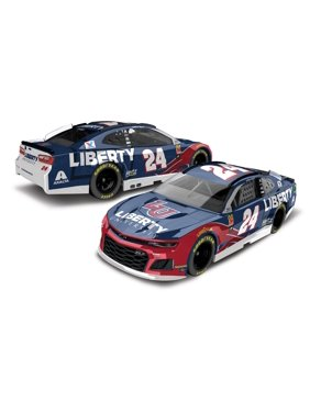 William Byron Action Racing 2019 #24 Liberty University 1:64 Regular Paint Die-Cast Chevrolet Camaro ZL1