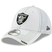 Las Vegas Raiders New Era 39THIRTY Neo Flex Hat - White