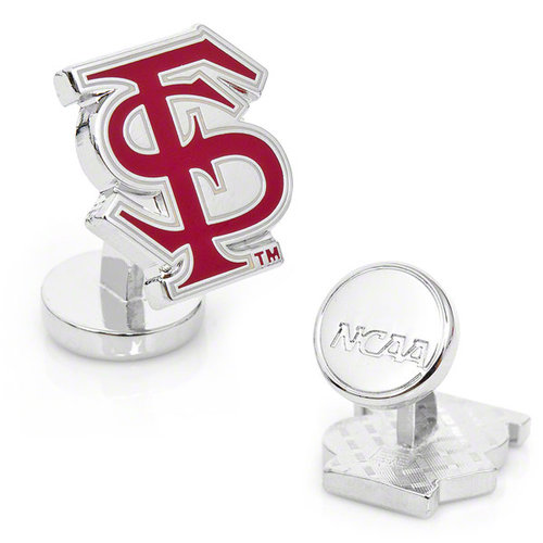 Cufflinks Inc. PD-FLS-PP Palladium Florida State Seminoles Cufflinks