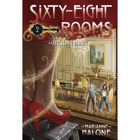 Stealing Magic: A Sixty-Eight Rooms - Room Magic Poodles