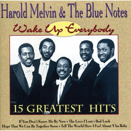 Harold Melvin & Blue Notes (CD)