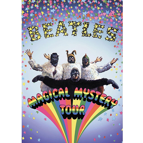 Magical Mystery Tour (Music DVD)