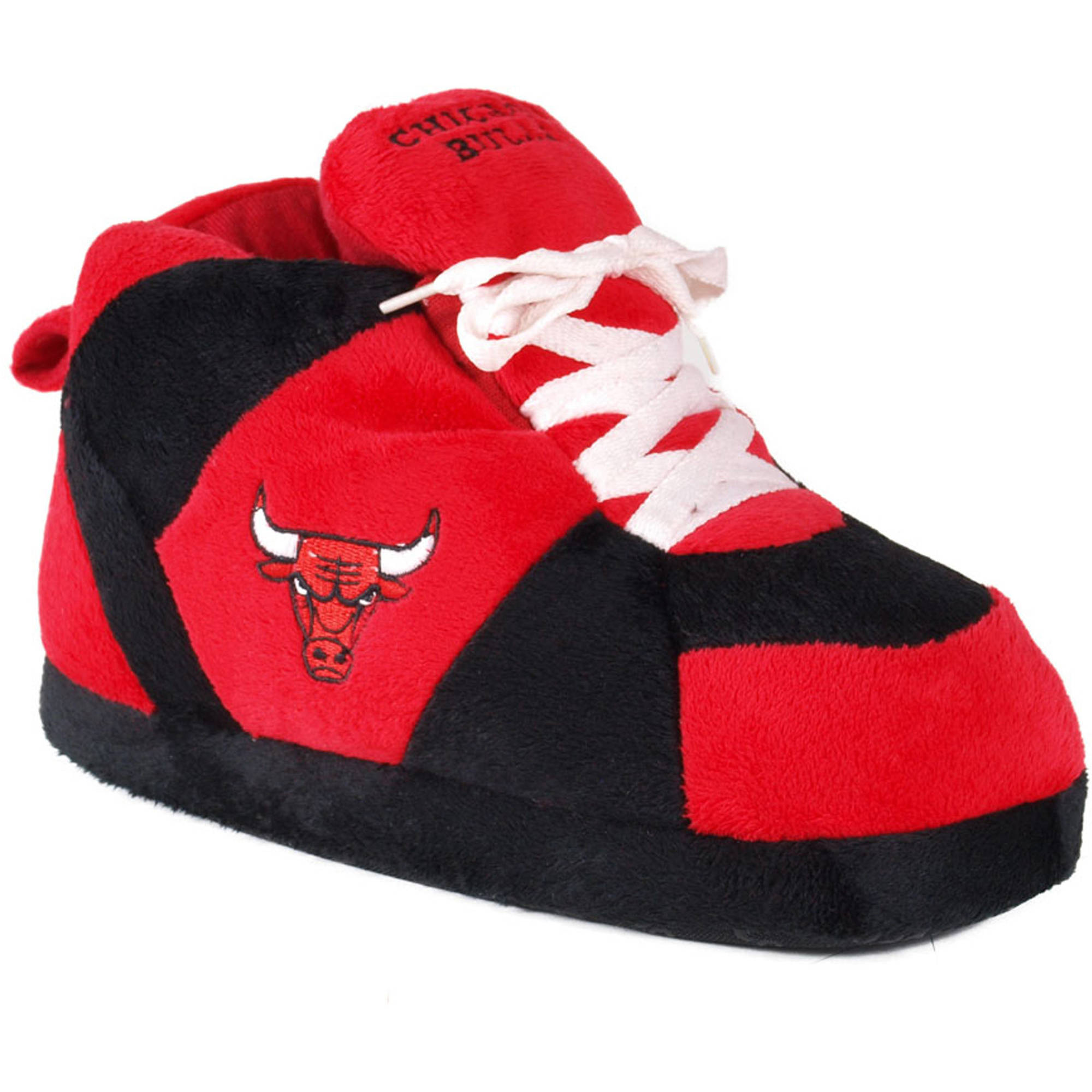 NBA Men's Chicago Bulls Slipper