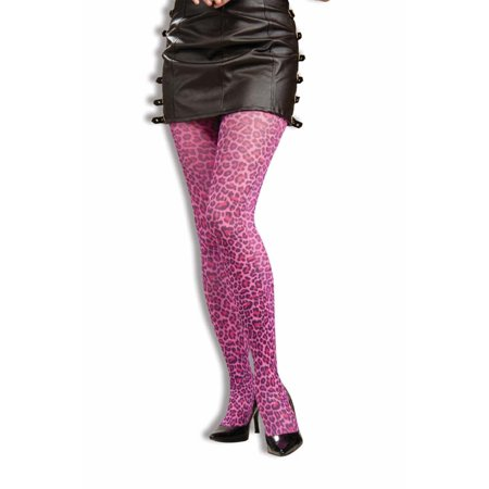 Halloween Themed Rock Songs (80's Punk Rock - Costume Pantyhose - Pink)