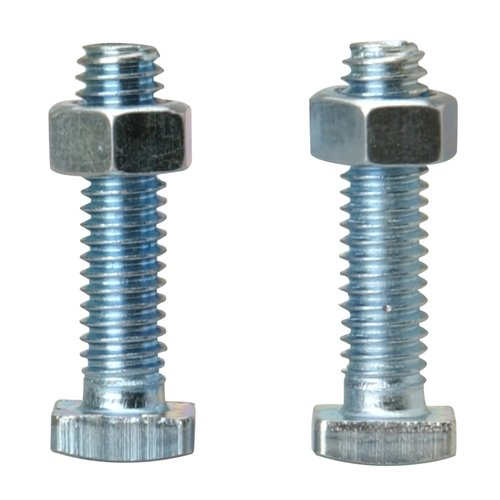 Everstart 923-2W Top Post Replacement Bolts and Nuts, Plated Steel