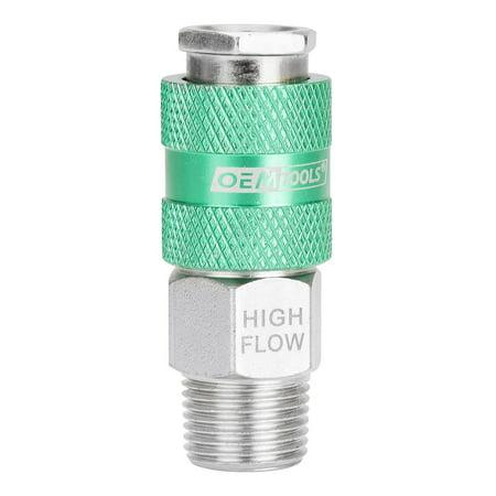 26122 High Flow Coupler, 1/4