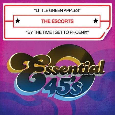 18k Disk (Little Green Apples (CD))