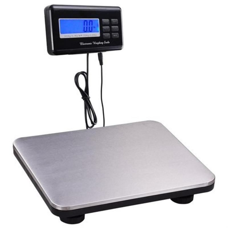 660 lbs Postal Shipping Postage Digital Weight Scale Plat...