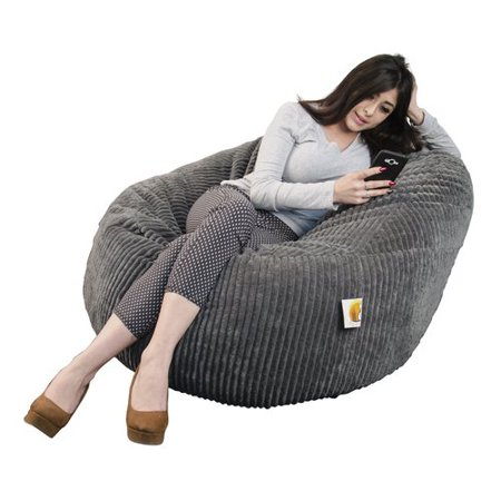 Wallaby Foam Bean Bag Chair