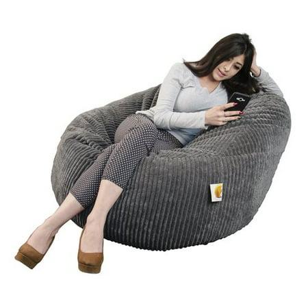 Wallaby Foam Bean Bag Chair