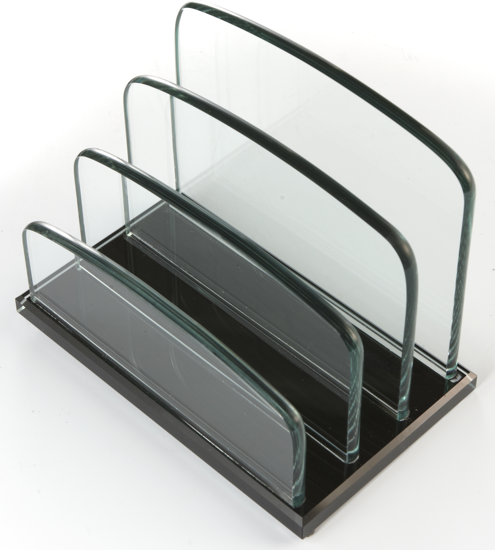 Storex Executive Vertical Sorter,Glass (Case of 4)