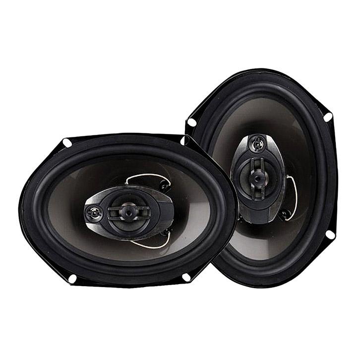 """Nippon DSA6873S 6X8"""" 350w 3-Way Car Speakers"""