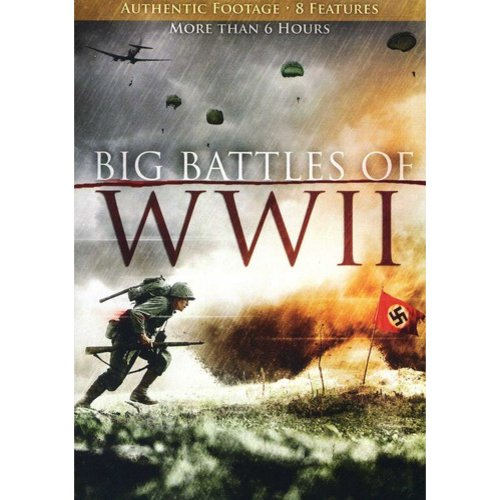 War Classics: Big Battles Of World War II