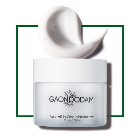 Best [AMOREPACIFIC] Facial Moisturizer Cream with Shea Butter and Coconut Oil, Advanced Daily Moisturizing for Face and Neck, EWG Verified, GAONDODAM (100 ml / 3.38 fl.oz.) deal