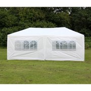 Zimtown 10 X 20Outdoor Canopy Party Wedding Tent Heavy Duty Cater Events Gazebo