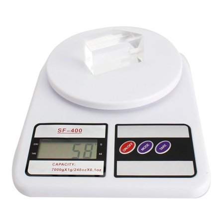 digital kitchen and food scale heavy duty 2 aaa batteries included