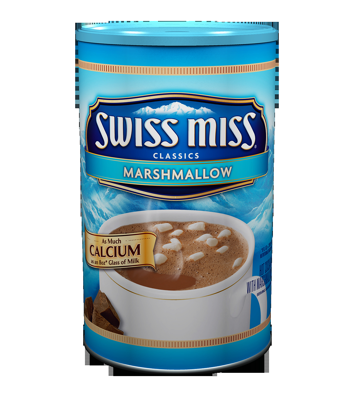 Swiss Miss Milk Chocolate Hot Cocoa Mix, 39.4 oz
