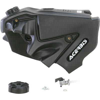 Acerbis Fuel Tank 2.2 Gallon Black For Yamaha