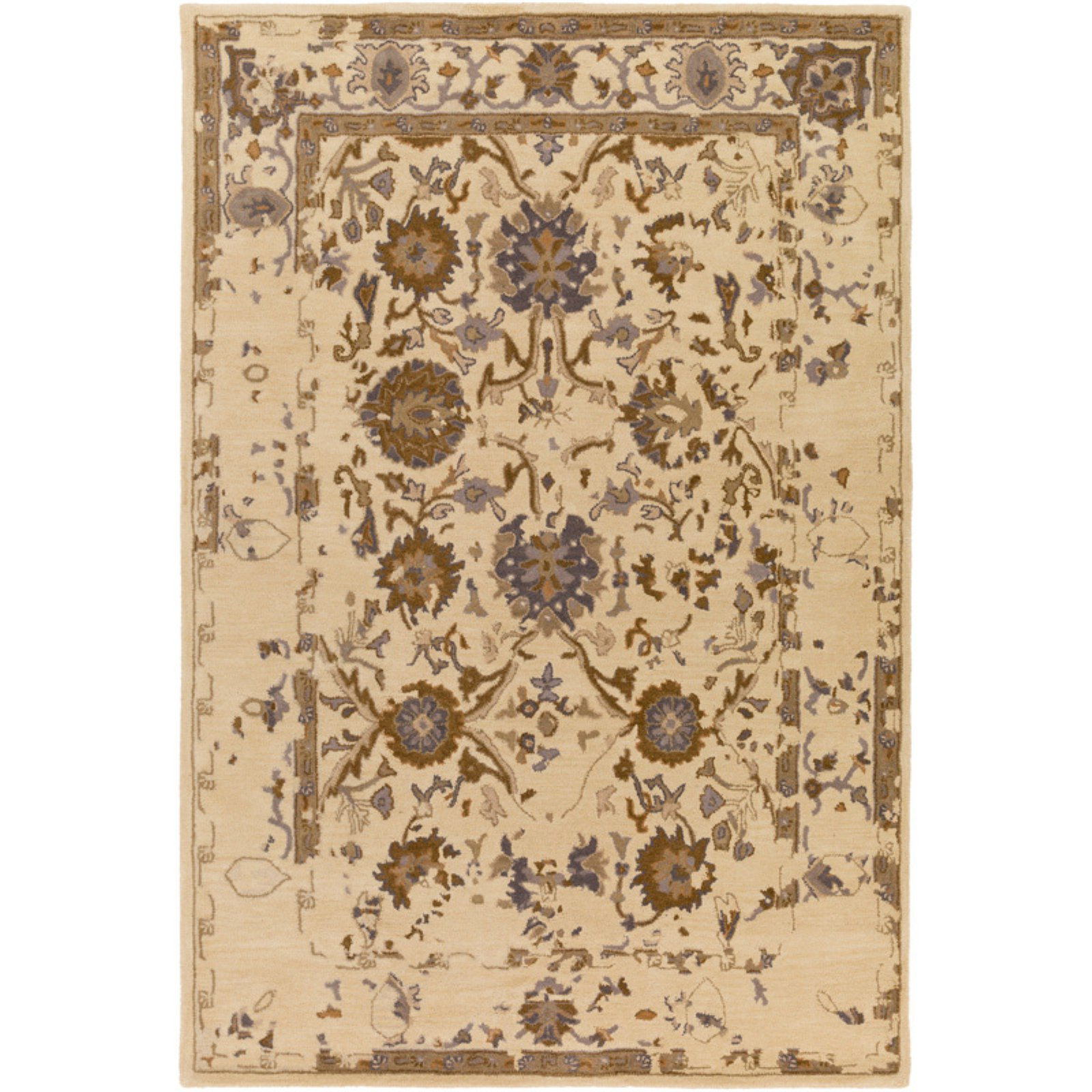 Surya Castello CLL101 Overdyed Indoor Area Rug