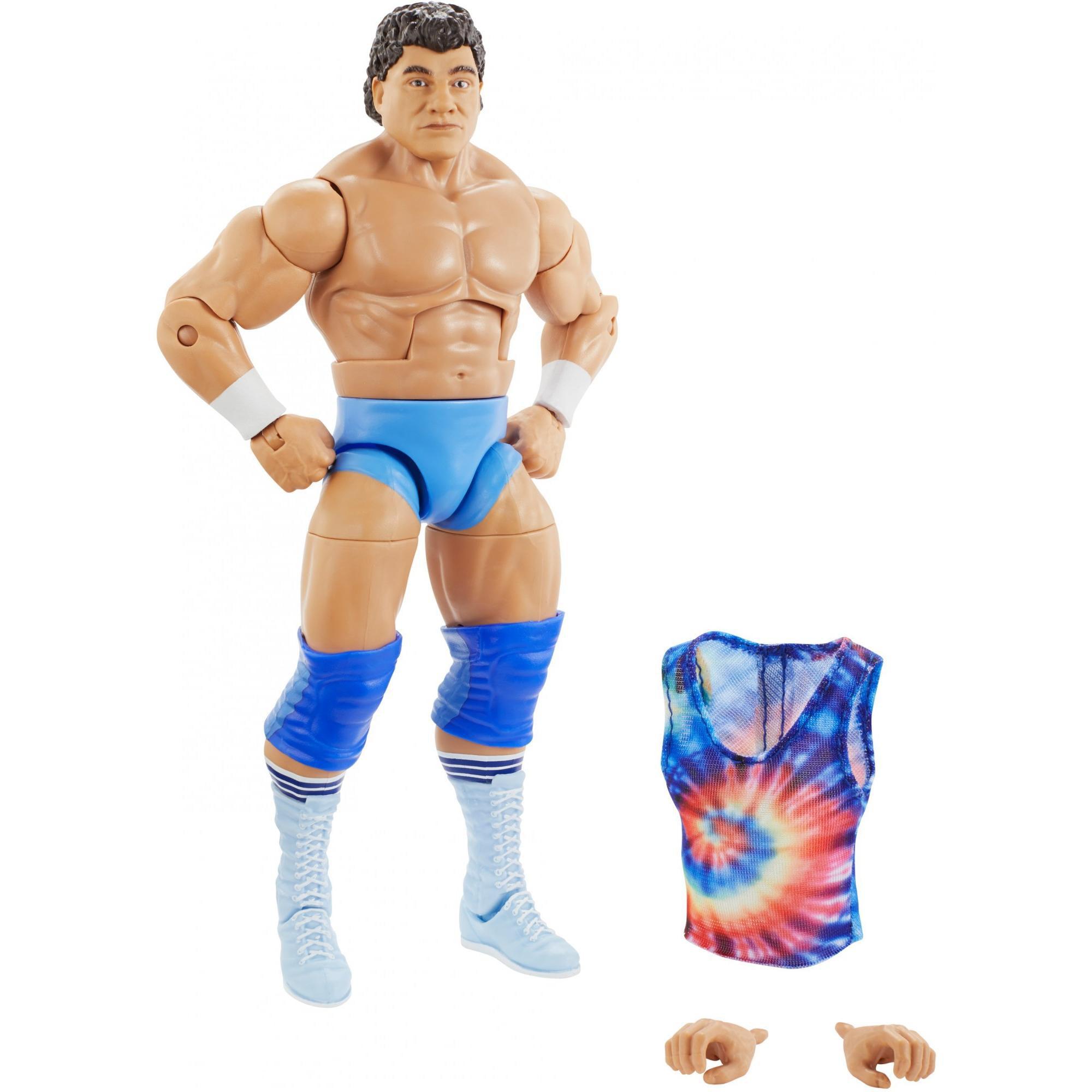 WWE Mattel Don Muraco Survivor Series Exclusive Elite Figure In Hand FAST SHIP