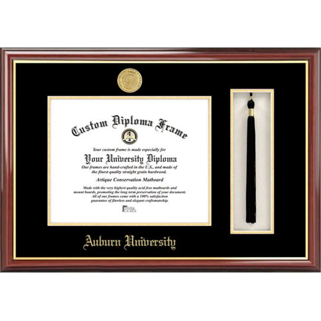 "Auburn University 13"" x 17"" Tassel Box and Diploma Frame"