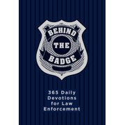 Behind the Badge - eBook
