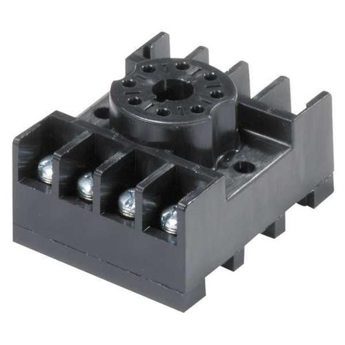 8 Pin Octal Plug-in Base Relay Socket, Icm, ACS-8