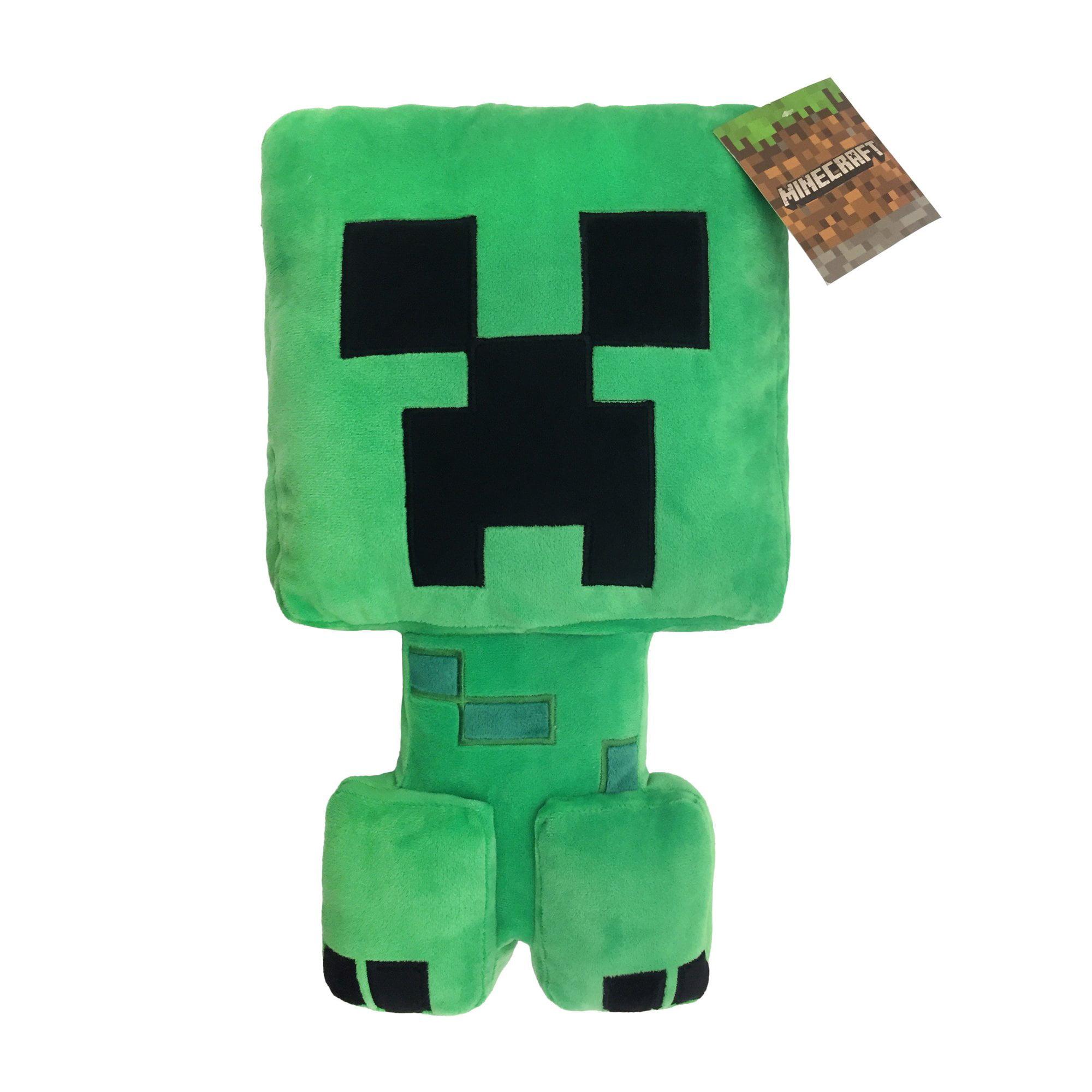 Minecraft Plush Creeper Pillow Buddy by Jay Franco