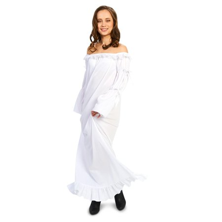 Renaissance Chemise Dress Adult Costume for $<!---->
