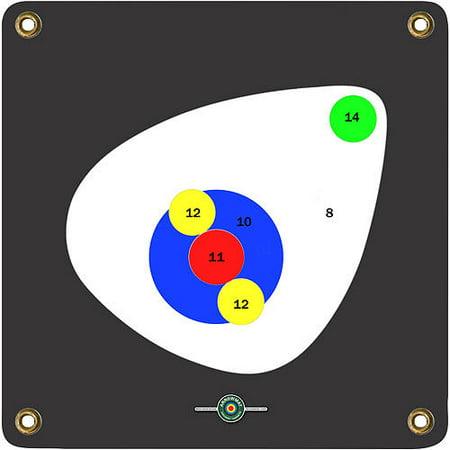 Deer 3d Target (Arrowmat Foam Target Face 3D Scoring Rings 17x17 in.)