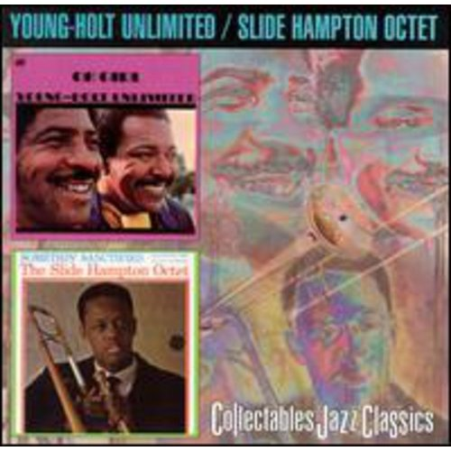 "Full performer name: Young-Holt Unlimited/Slide Hampton Octet.<BR>2 LPs on 1 CD: Young-Holt Unlimited: OH GIRL (1972)/Slide Hampton Octet: SOMETHIN' SANCTIFIED (1961).<BR>Includes liner notes by John Engstrom and Jack Maher.<BR>OH GIRL:<BR>Young-Holt Unlimited: Edlee Young (acoustic, 6-string electric & 8-string electric basses); Isaac ""Red"" Holt (drums); Marcus Curry (electric guitar); Ken Chaney (acoustic & electric pianos); Bobby Lyle (electric piano); Richard Tee (organ); Ralph McDonald (congas, percussion).<BR>Additional personnel includes: Eumir Deodato (conductor).<BR>Producer: Michael Cuscuna.<BR>Engineer: Paul Serrano.<BR>Recorded at P.S. Studios, Chicago, Illinois in May 1972 and at the Hit Factory, New York, New York in August 1972. Originally released on Atlantic (1634).<BR>SOMETHIN' SANCTIFIED:<BR>Slide Hampton Octet: Slide Hampton (trombone, baritone horn); George Coleman (tenor saxophone); Jay Cameron (baritone saxophone, clarinet); Richard Williams, Hobart Dotson (trumpet); Charlie Greenlee (trombone, baritone horn); Laurence Ridley (bass); Peter Sims (drums).<BR>Originally released on Atlantic (1362)."