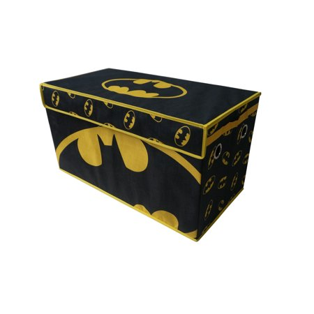 Batman Soft Collapsible Storage Toy Trunk - Batman Centerpieces