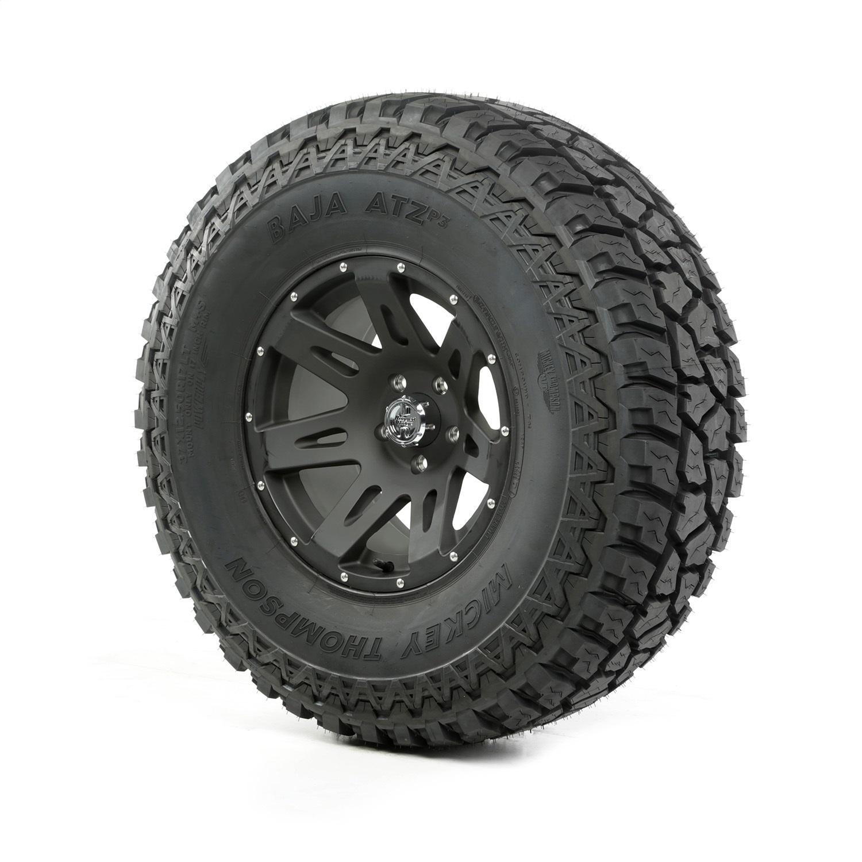 Rugged Ridge 15391.44 XHD Wheel/Tire Package Fits 07-12 Wrangler (JK)