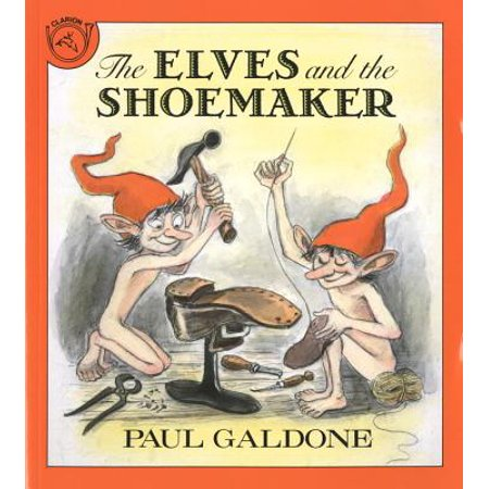 The Elves and the Shoemaker (The Elves And The Shoemaker Fairy Tale)