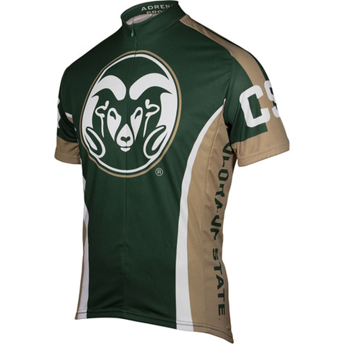 Adrenaline Promotions Colorado State University Cycling Jersey
