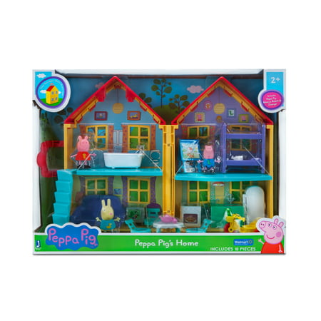Peppa Pig Exclusive House Playset