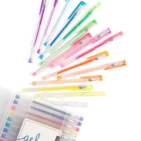 30ct Gel Pens in Case - U Brands